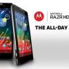 Motorola RAZR HD llega a Canadá a través de Rogers Wireless