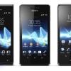 Videos: manos en el Sony Xperia J, Xperia V y Xperia T Rápida