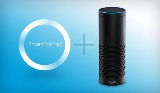 Fotografía - Alexa, Guess What-Amazon Eco es ahora compatible con SmartThings