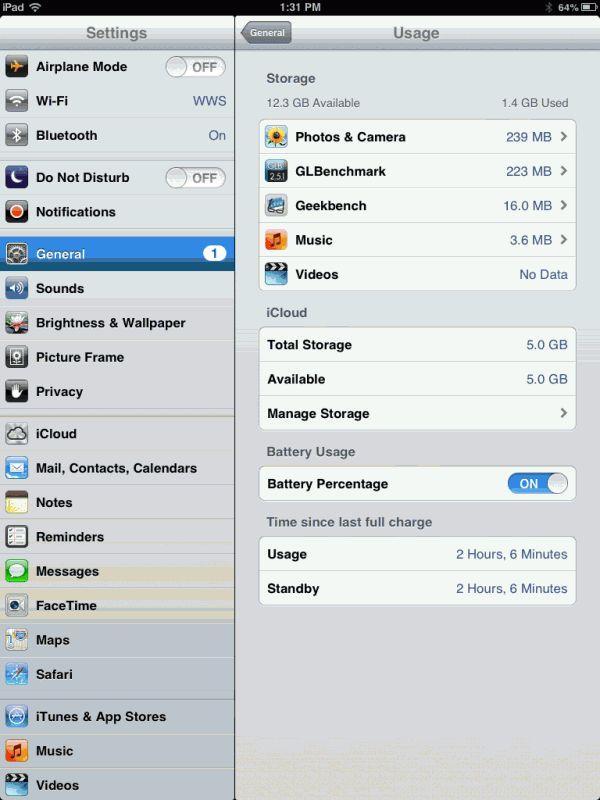 Mini iPad de Apple vs Google Nexus 7