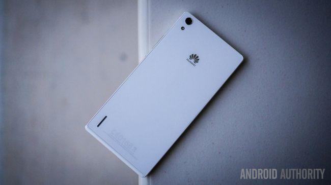 3bfe82b58d4 Especificaciones Huawei Ascend P7, características - lo que usted ...