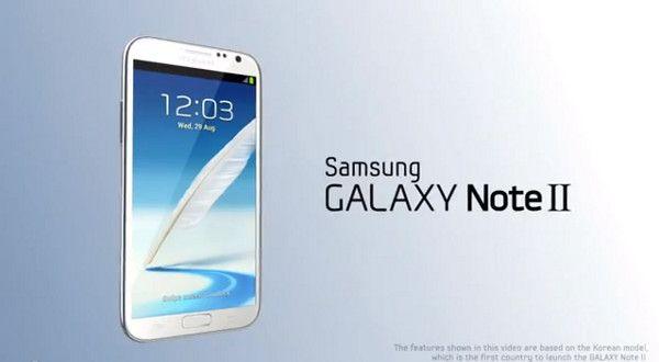 69c342b77a05c Nuevo Samsung Galaxy Note 2 características reveladas para el ...