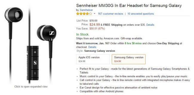 e7d65fb331 Ofertas de Sennheiser: 50% de descuento en los auriculares PXC 250 ...